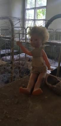 Doll left in Kindergarten